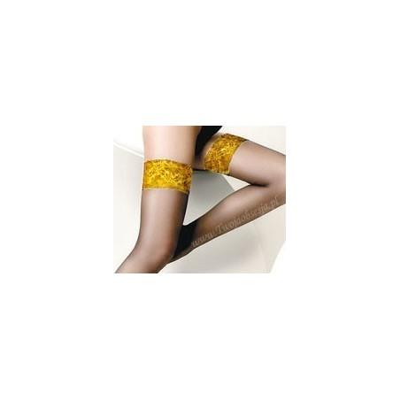 Pończochy Gatta Calze stretch golden rozmiar 1/2